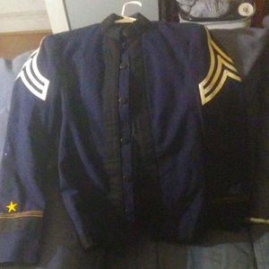 Usmc us rotc dress Blue Jacket